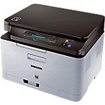 Impresora multifunción Samsung SL C480W color láser a4