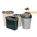 Bolsa basura Dahi 30 l negro 50 rollos de 20 unidades
