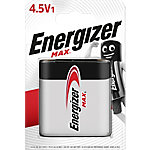 Pila recargable Energizer , Batería de un solo uso, 4.5V, Alcalino, 4,5 V, 1 pieza(s), 10 año(s) E300116200