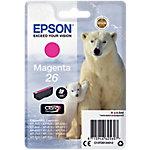 Cartucho de tinta Epson original 26 magenta c13t26134012