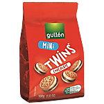 Mini galleta Gullón Twins Choco 12 unidades