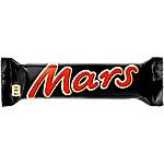 Barra de chocolate Mars 24 unidades