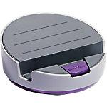 Soporte para tableta DURABLE Varicolor Giro 360º gris, violeta 14,9 (a) x 5,9 (h) cm