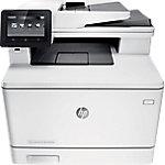 Impresora multifunción 4 en 1 HP LaserJet Pro M477fdn color láser a4