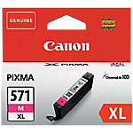Cartucho de tinta Canon Original CLI 571M XL Magenta