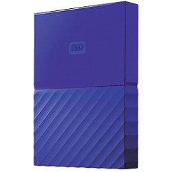 Disco duro WD azul My Passport WDBYFT0040BBL 4 tb