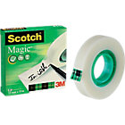 Cinta adhesiva Scotch Magic 810 12 mm x 33 m transparente