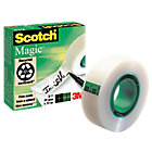 Cinta adhesiva Scotch Magic 810 19 mm x 33 m transparente