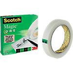 Cinta adhesiva Scotch Magic 810 19 mm x 66 m transparente