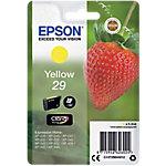 Cartucho de tinta Epson original 29 amarillo c13t29844012