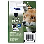 Cartucho de tinta Epson original t1281 negro c13t12814012