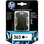 Cartucho de tinta HP original 363 negro c8721ee