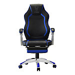 Silla gaming woxter Stinger Station RX azul, negro