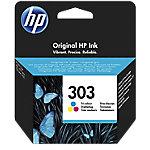 Cartucho de tinta HP original 303 tricolor T6N01AE