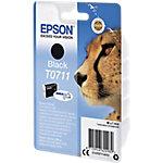 Cartucho de tinta Epson original t0711 negro c13t07114012