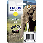 Cartucho de tinta Epson original 24 amarillo c13t24244012