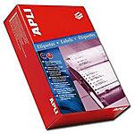 Etiqueta impresora matricial APLI Blanco 88,9 (a) x 23,3 (h) mm 6000 etiquetas por paquete