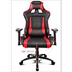 Silla gaming DRIFT DR150 negro, rojo