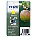 Cartucho de tinta Epson Original T1294 Amarillo C13T12944012