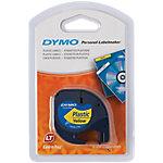 Cinta para rotuladora DYMO negro sobre amarillo 4m (l)