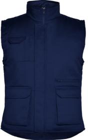 0f570f6006b Chaleco multibolsillos Panoply poliester algodon talla l azul marino ...
