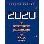 Dohe taco calendario castellano 2020 8,5 x 11 cm
