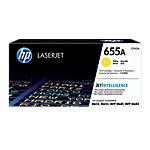 Tóner HP 655A, 10500 páginas, Amarillo, 1 pieza(s) CF452A