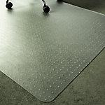 Alfombra protectora Office Depot alfombra rectangular policarbonato 120 x 90 cm