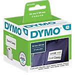 Etiqueta de envío DYMO Envio 10,1 (a) x 5,4 (h) cm blanco 220 etiquetas