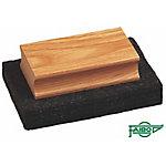 Borrador para tiza FAIBO 15 negro, marrón 12 x 3,8 cm
