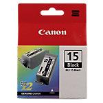 Cartucho de tinta Canon original bci 15bk negro 2 unidades