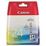 Cartucho de tinta Canon original bci 24c 3 colores 2 unidades