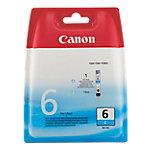 Cartucho de tinta Canon original bci 6c cian