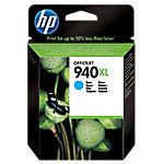 Cartucho de tinta HP Original 940XL Cian C4907AE