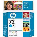 Cartucho de tinta HP original 72 cian c9398a
