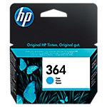 Cartucho de tinta HP Original 364 Cian CB318EE
