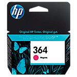 Cartucho de tinta HP Original 364 Magenta CB319EE