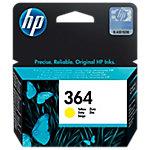 Cartucho de tinta HP Original 364 Amarillo CB320EE
