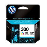 Cartucho de tinta HP Original 300 3 Colores CC643EE