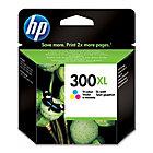 Cartucho de tinta HP Original 300XL 3 Colores CC644EE