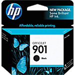Cartucho de tinta HP Original 901 Negro CC653AE