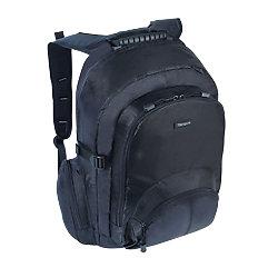 Mochila para portátil Targus 15.4 - 16 Inch / 39.1 - 40.6cm Classic Backpack  Nylon  Negro  Monótono  39 1 cm (15.4 )  40 6 cm (16 )  345 mm CN600EU