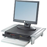 Soporte para monitor Fellowes 8031101 negro, plata 508 x 357 x 100 mm