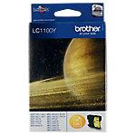 Cartucho de tinta Brother Original LC1100Y Amarillo