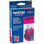 Cartucho de tinta Brother original lc980m magenta
