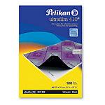 Papel carbón Pelikan Ultrafilm 410 A4 negro 100 hojas
