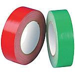 Cinta PVC Plastipol Silenciosa 50 mm x 66 m verde
