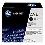 Tóner HP 45A, 18000 páginas, Negro, 1 pieza(s) Q5945A