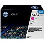 Tóner HP 643A, 10000 páginas, Magenta, 1 pieza(s) Q5953A