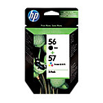 Cartucho de tinta HP Original SA342AE Negro & 3 Colores 2 unidades